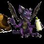 drachenfarbe:violett-schwarz-baby.png